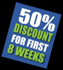 Self Storage Discount in Salibury