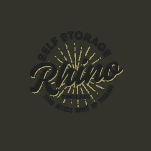 Rhino Storage Logo